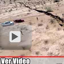 Falla de San Andres Videos