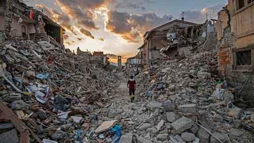 Los peores terremotos ocasionados por la Falla de San Andrés en México