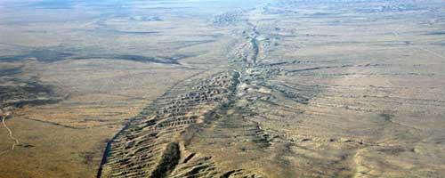El Terremoto la Falla de San Andrés y sus consecuencias